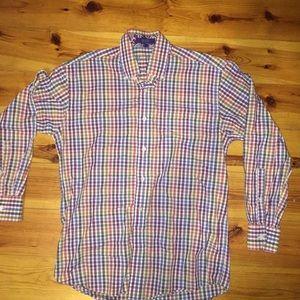 MEN Alan Flusser Dress Shirt, Long sleeve